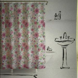 New KATE SPADE Bright fun colors. Shower Curtain.